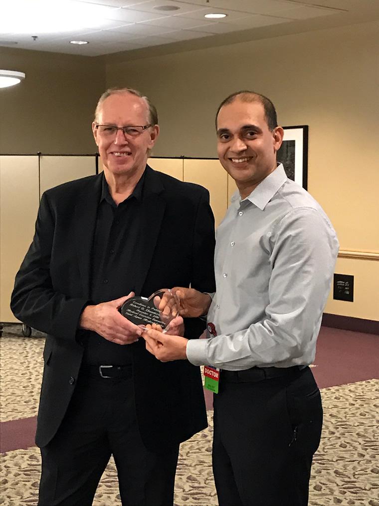 Dr. Robert Chambers Award